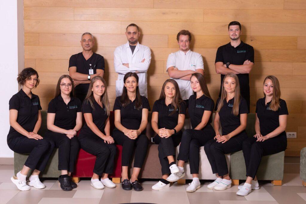echipa socrates clinic timisoara