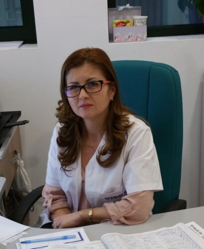 dr. Steliana Hălmăgean, medic primar neurologie