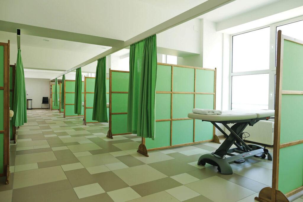 Sala Electroterapie & Masaj